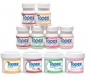 Topex (Topical) Anesthetic Gel - апплик гель для снижения чувтсвит вкус пина колады 34гр Sultan